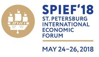 ST. PETERSBURG INTERNATIONAL ECONOMIC FORUM (SPIEF - 2018).