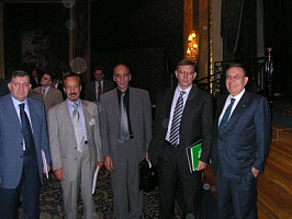 The I JOINT MEETING OF THE RUSSIAN-ARAB BUSINESS COUNCIL
